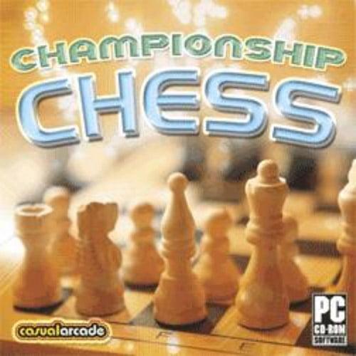SelectSoft Championship Chess (Windows) (Digital Code)
