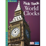 iOpener: Tick Tock World Clocks - eBook