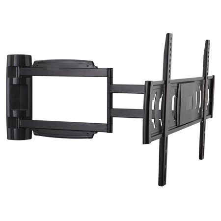 monoprice full motion tv wall mount for most 32 60