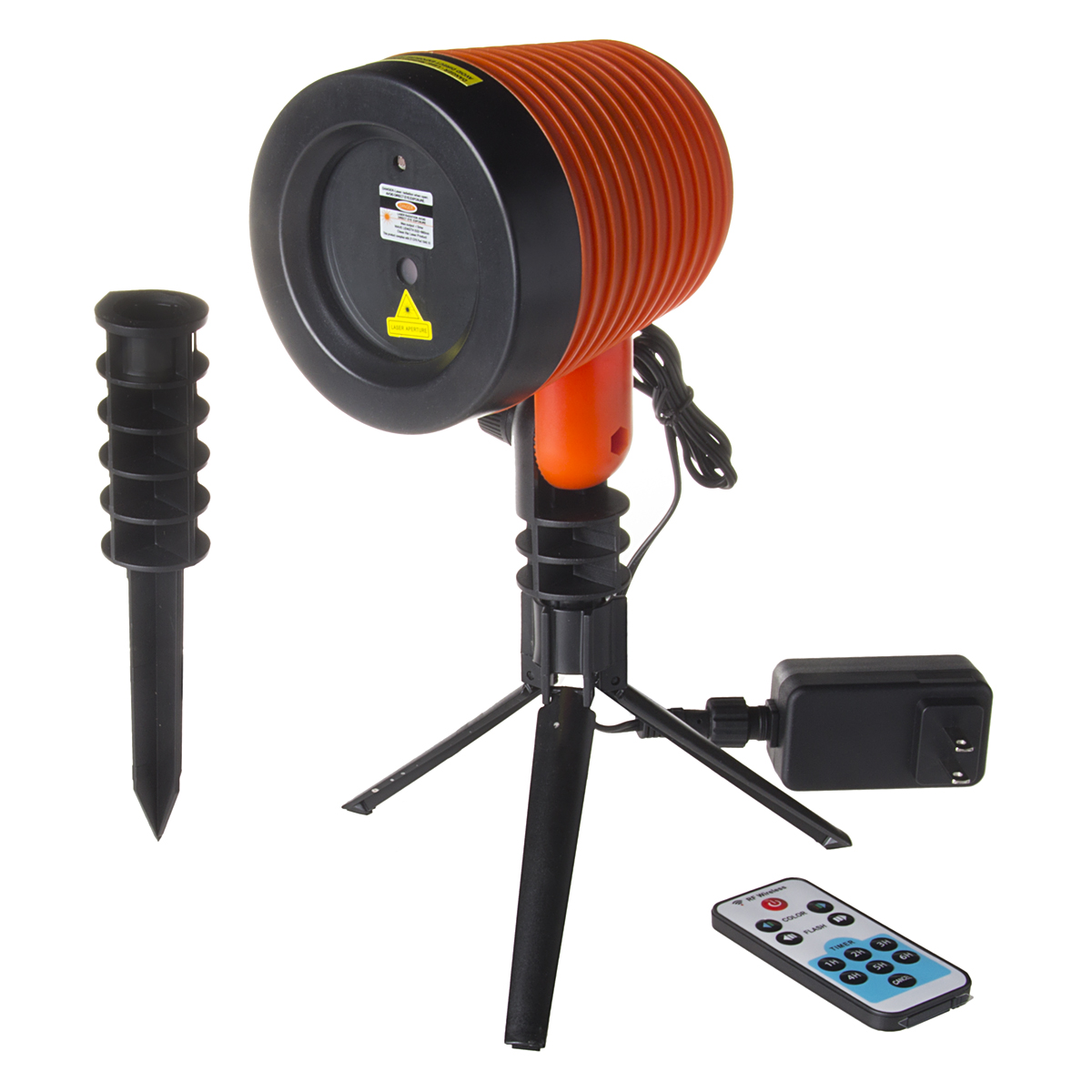 Stargazer Laser Light Show Projector Remote Indoor Or Outdoor ...
