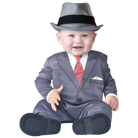 Infant Baby Business Suit Costume by Incharacter Costumes LLC? 16021