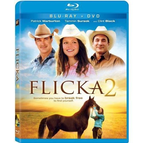 Flicka 2 (Blu-ray + DVD) (Widescreen)