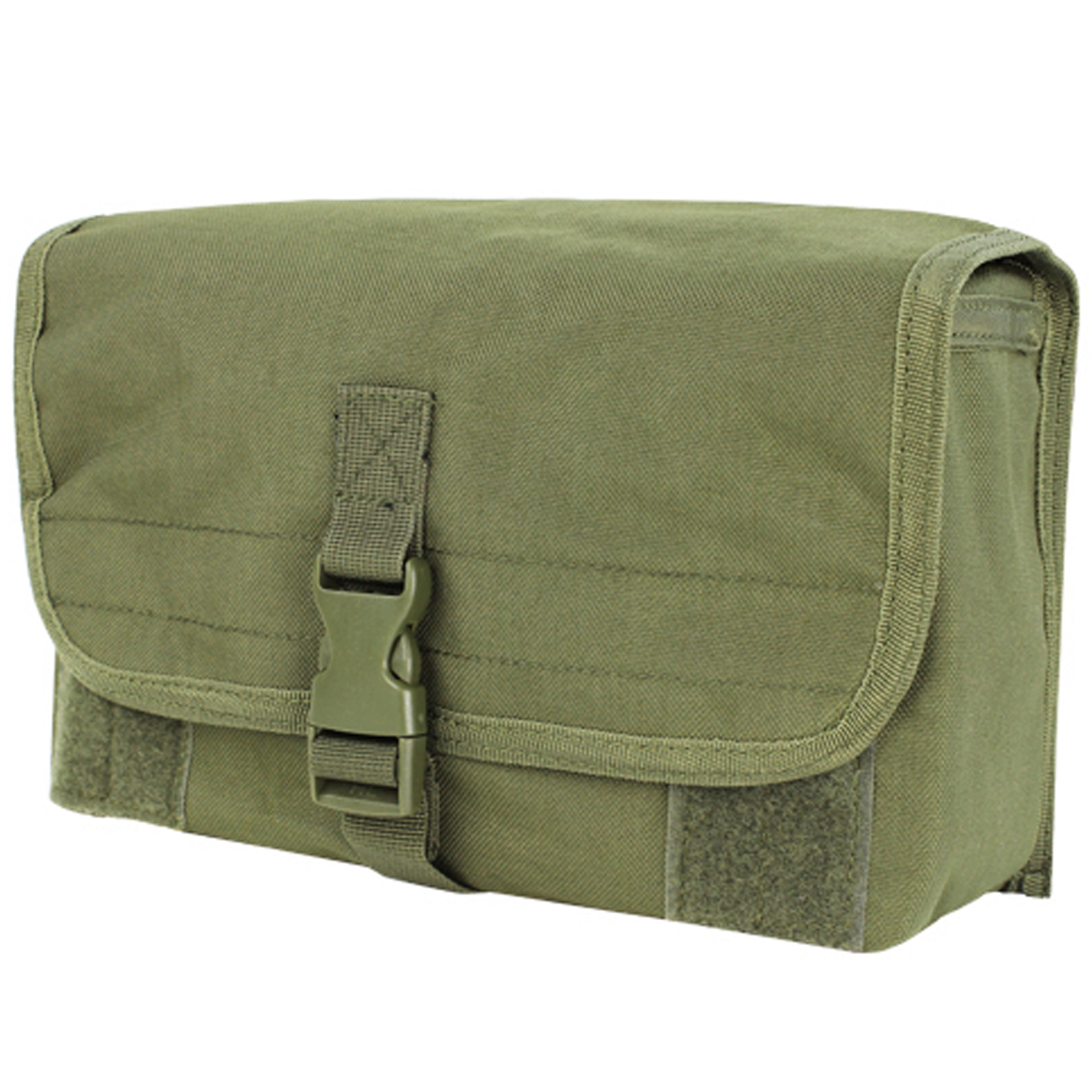 Condor #MA11 MOLLE Gas Mask Pouch OD Green by Condor