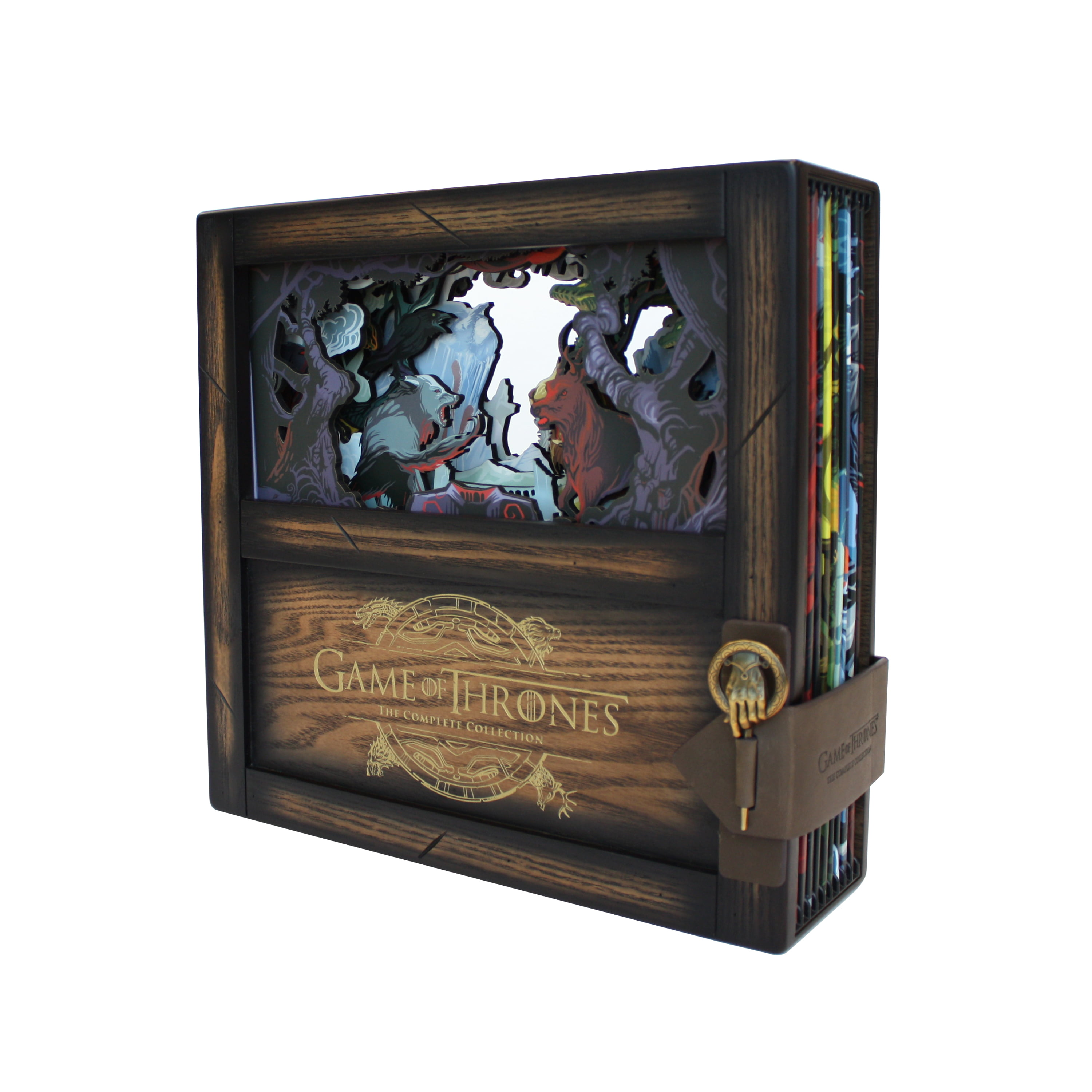 Game Of Thrones: The Complete Series Limited Edition Collect