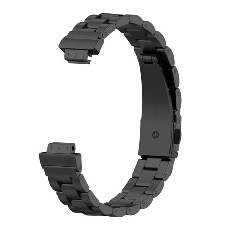 Stainless Steel Bracelet Wristbands for Fitbit Inspire Premium Milanese Replacement Strap - image 6 of 7
