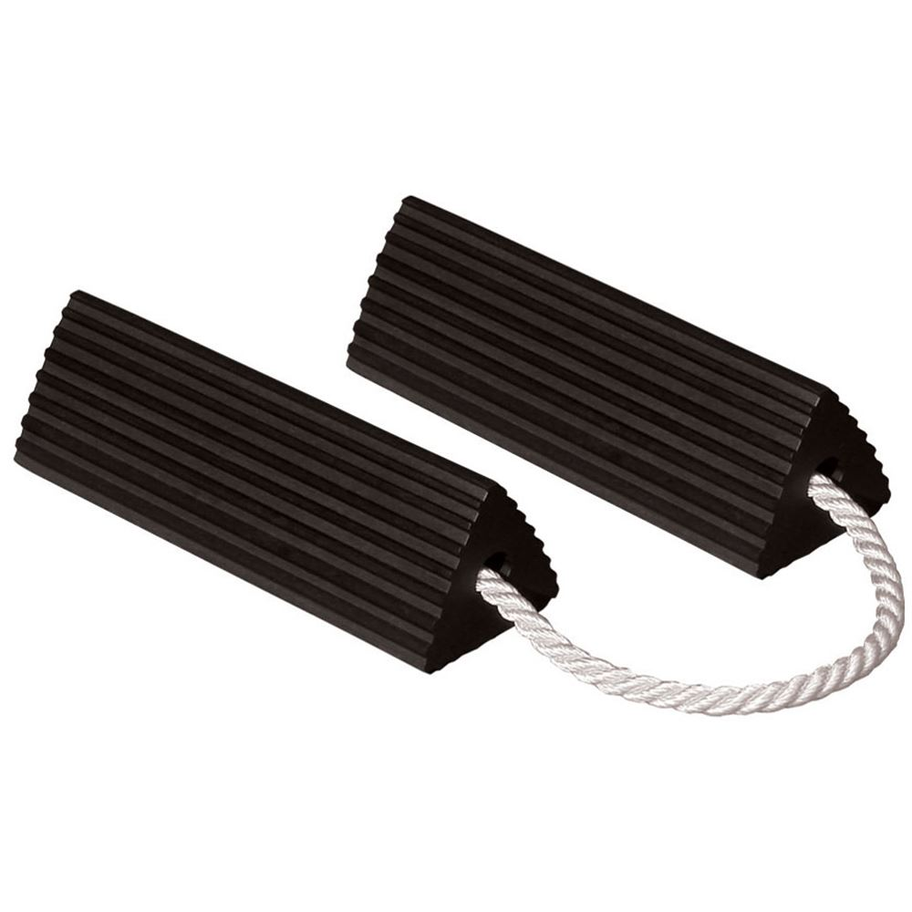 Roadblock RC5518-P Rubber Triangular Wheel Chock