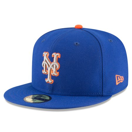 New York Mets New Era 2017 Authentic Collection On Field 59FIFTY Fitted Hat - - Ny Mets Hats