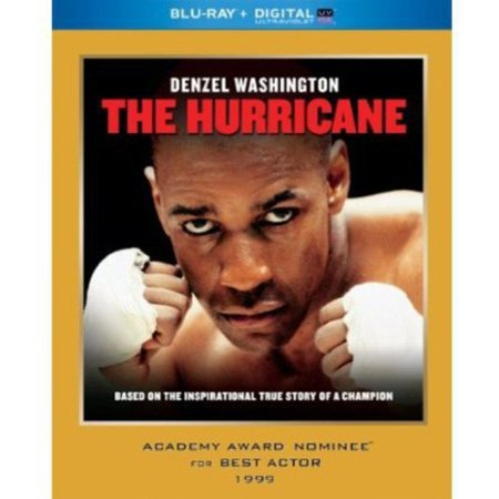 The Hurricane  Blu Ray   Digital Hd   With Instawatch   Widescreen