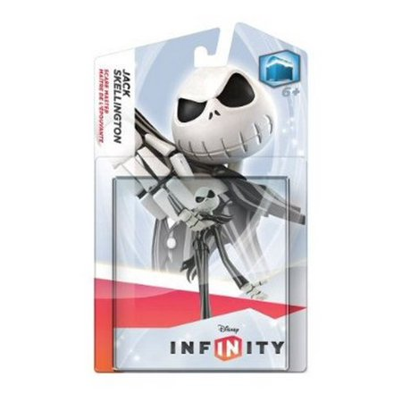 Disney Infinity Video Game Console Figure The Nightmare Before Christmas Jack Skellington Not Machine Specific by