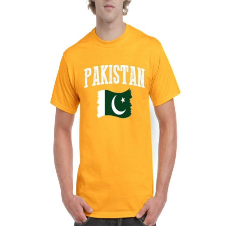 Pakistani Clothes - Pakistan Men Shirts T-Shirt Tee