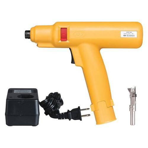 OK INDUSTRIES EPB-2000KR Punch Down Tool,Battery,Krone Blade 230V