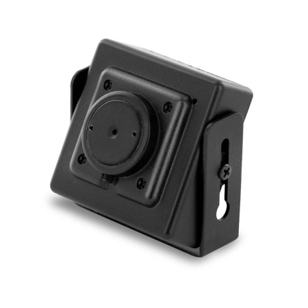 Clover Electronics CCM630P Ultra Mini Color Camera with Pinhole Lens (SONY Chip)- XSDP -CCM630P - The Clover Electronics CCM630P Ultra Mini Color Camera with Pinhole Lens is the fast, simple and
