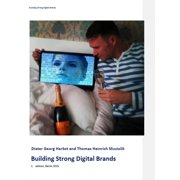 Building Strong Digital Brands - eBook