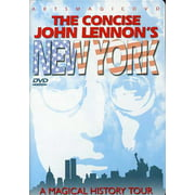 The Concise John Lennon's New York: A Magical History Tour (DVD)