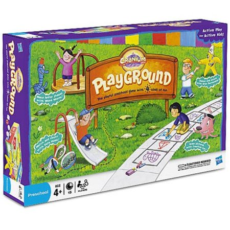 Cranium Playground Board Game