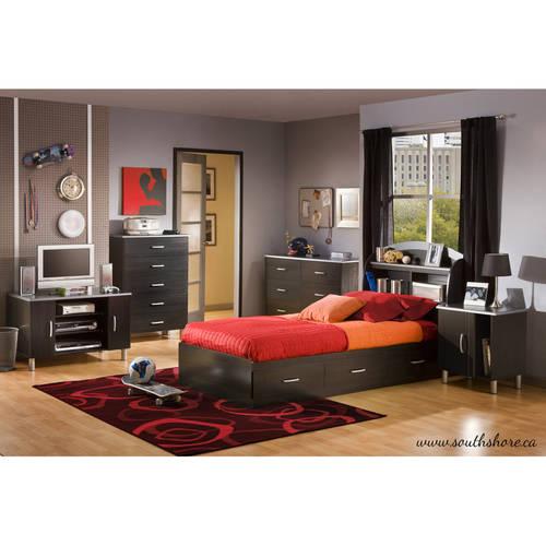 South Shore Cosmos Bedroom Furniture Collection Walmart Com