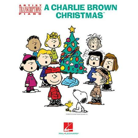 A Charlie Brown Christmas (Paperback) ()