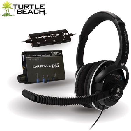 Turtle Beach Ear Force DPX21 Dolby Digital Headset (PS3)