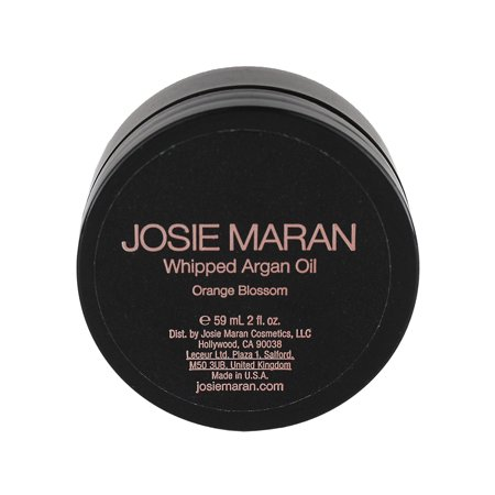 Tropical Butter (Josie Maran Whipped Argan Oil Body Butter - Orange Blossom, 59ml/2oz)