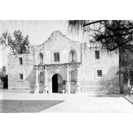 The Alamo Mission San Antonio De Valero History Walmart Com