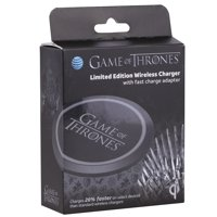 AT&T Game of Thrones Limited Edition Wireless Charger (Black)