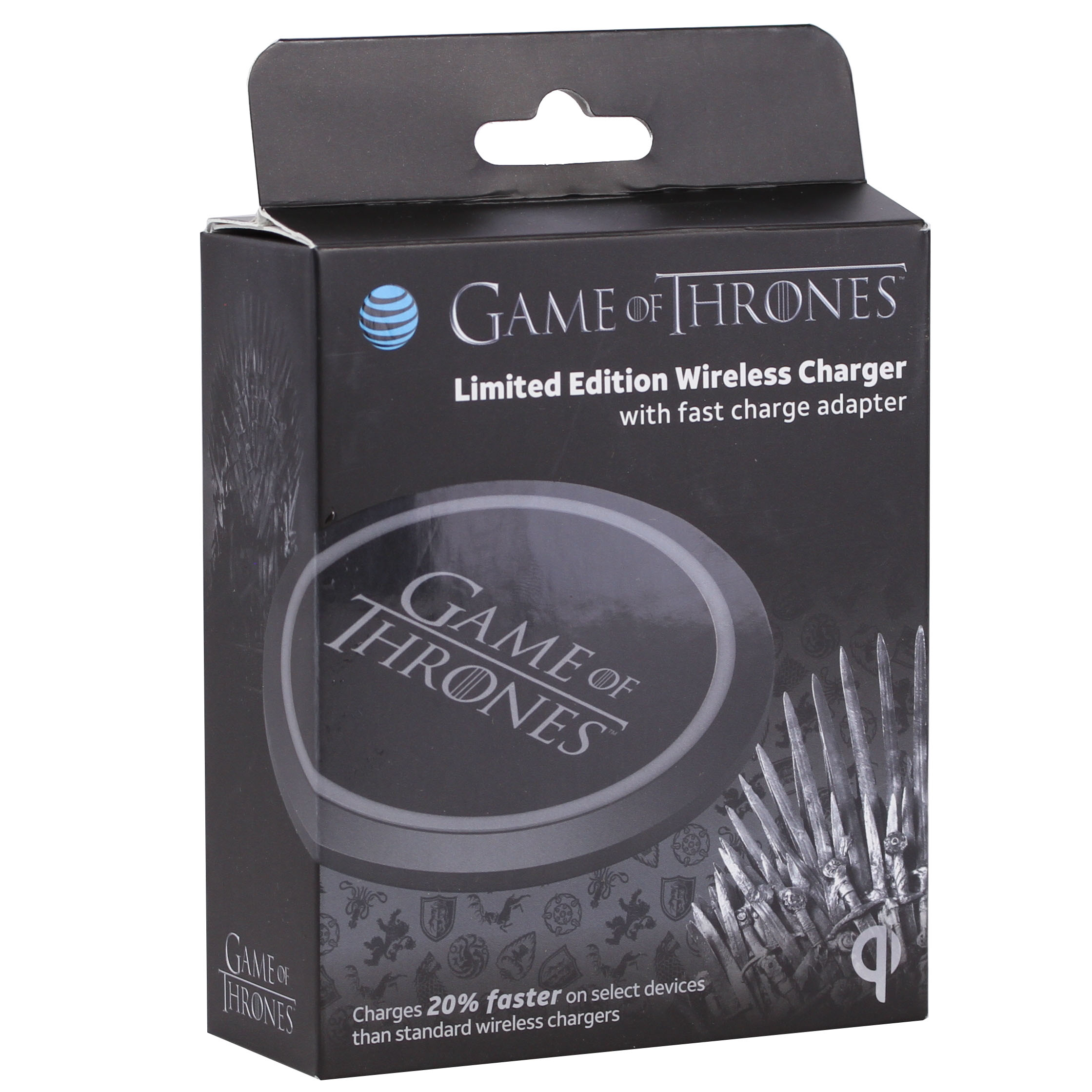 AT&T Game of Thrones Limited Edition Wireless Charger