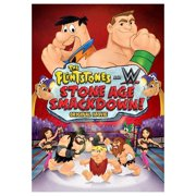 The Flintstones and WWE: Stone Age Smackdown! (2015) by