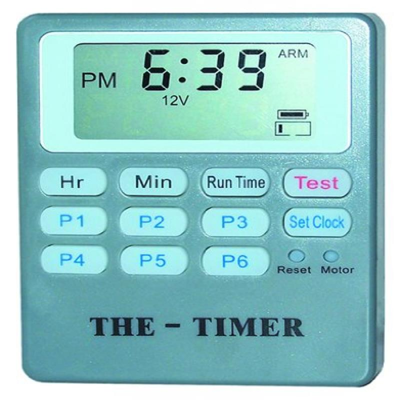Magellan The Timer Digital Deer Feeder Timer