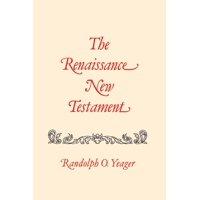 The Renaissance New Testament : Matthew 1-8
