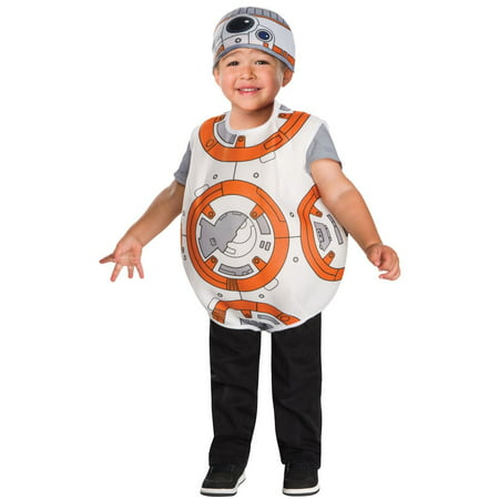 Star Wars: The Force Awakens - BB-8 Toddler Costume 2T