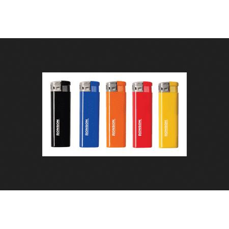 Lighter Disposble 5 Clrs (Ronson Lighter)