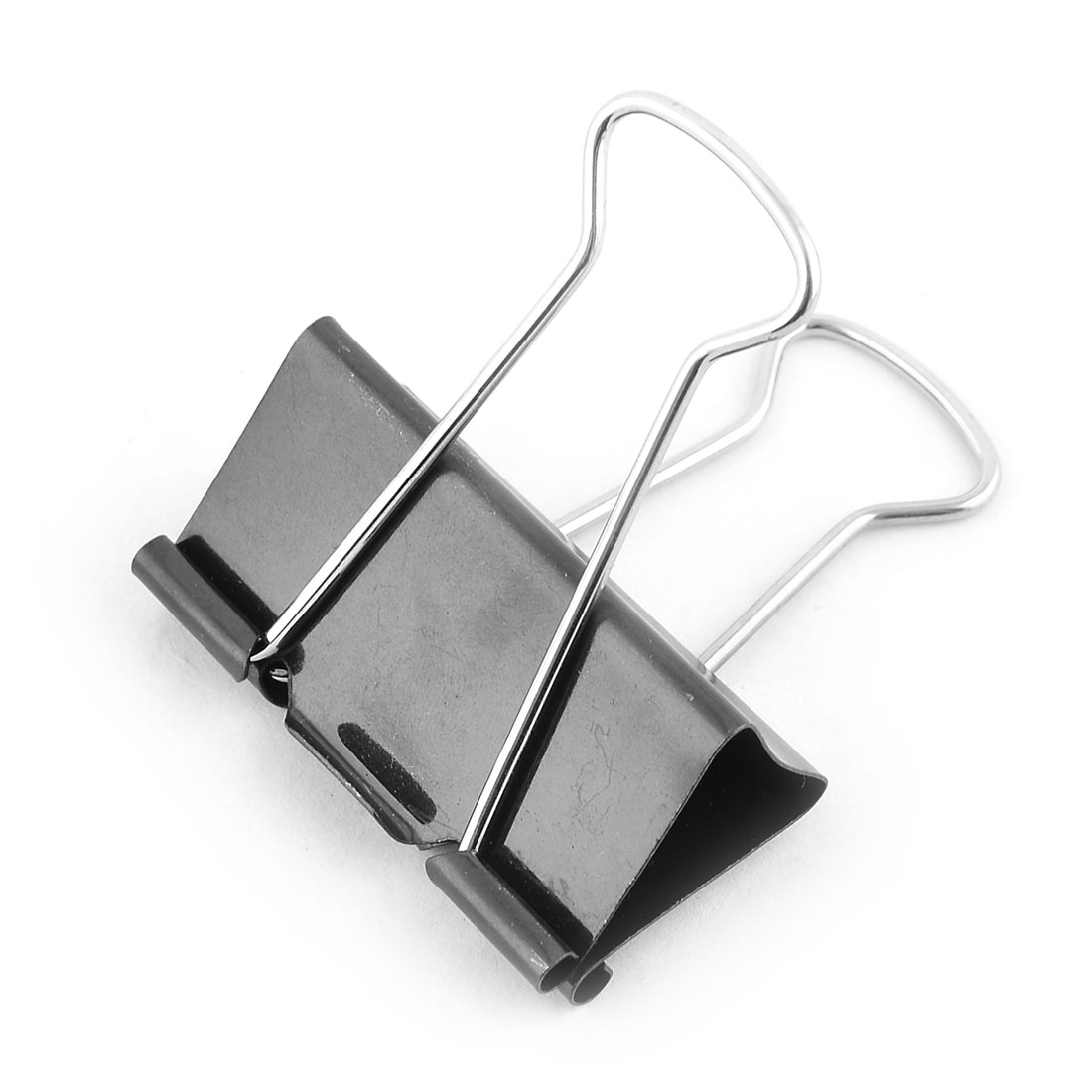 School Office Metal Paper File Documents Binder Clip Clamp Black