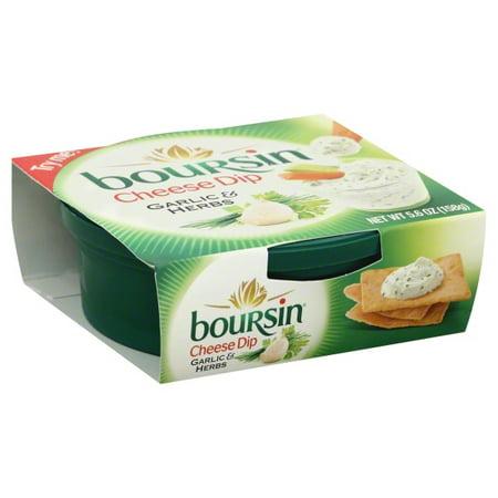 Bel Brands Boursin Cheese Dip 5 6 Oz Walmart Com