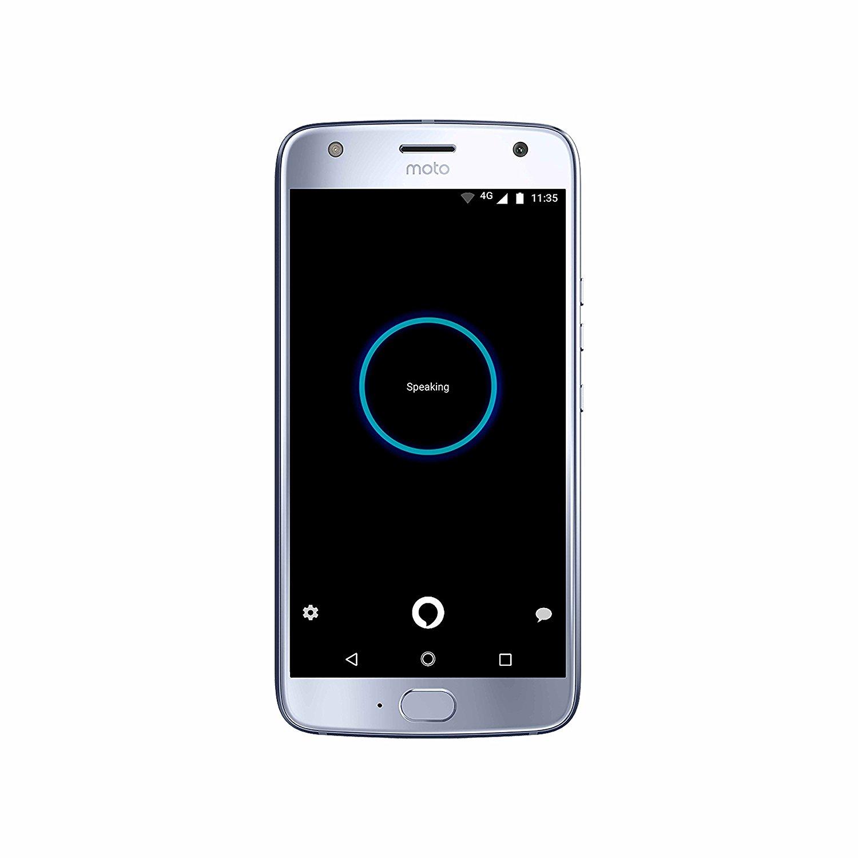 Motorola Moto X4 X 4 4th Generation Unlocked 32GB Sterling Blue Cell Phone Smartphone Smart