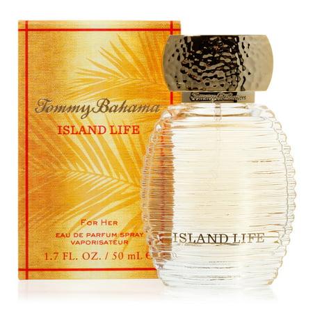 Tommy Bahama Island Life Women Eau De Parfum Spray 1.7 Oz / 50 Ml
