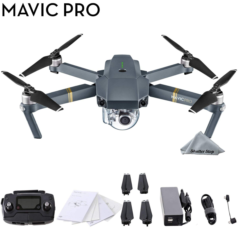 DJI Mavic Pro 4k Quadcopter Drone by DJI