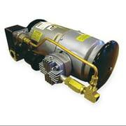GAST 1LAA-246S-M100GX Piston Air Compressor,1/6HP,115V,1Ph
