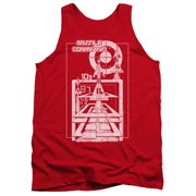 Atari - Lift Off - Tank Top - XX-Large