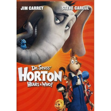 Dr. Seuss' Horton Hears a Who! ( (DVD)) - Horton Hears A Who Costume