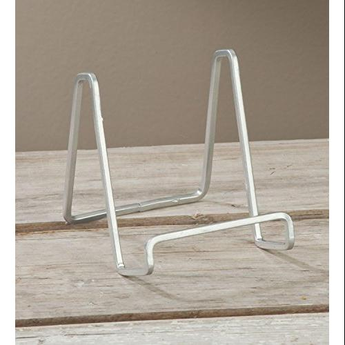 Plate Display Stands Walmart 40 Silver Metal Square Wire Stand Plate Book Easel Display Holder 3 & Plate Display Stands Walmart plate display hixathens 20 ...