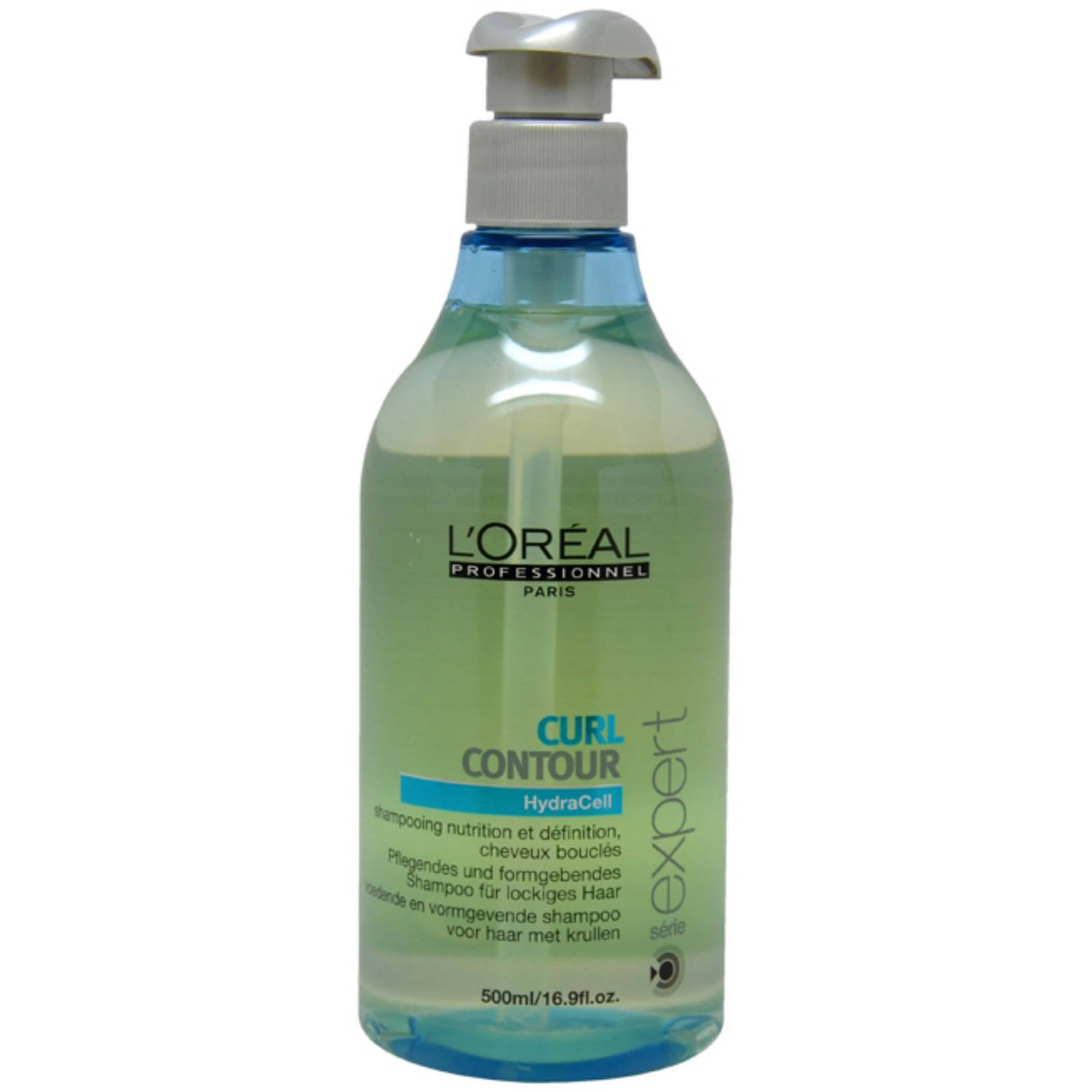Serie Expert Curl Contour Shampoo by L'Oreal Professional for Unisex, 16.9 oz