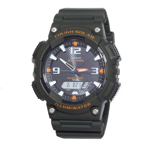 Casio AQS810W-3AV Ana Digi Solar Watch