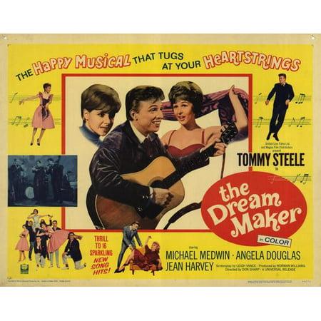 The Dream Maker Poster Movie Mini Promo