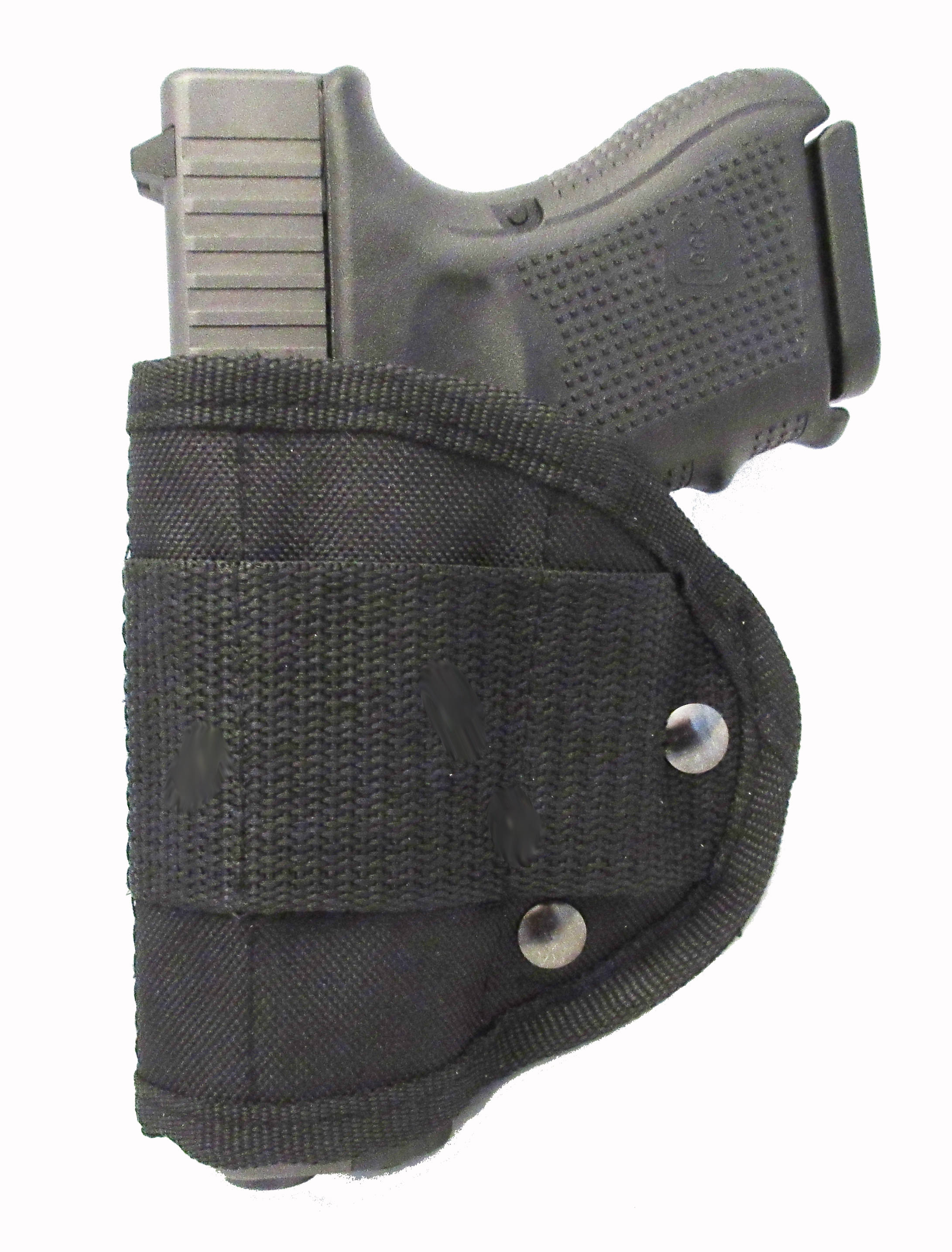 Inside Waistband Poly Woven Sling Holster Fits Glock 26 27 28 29 30 33 39 IWB (M2) by Garrison Grip by Garrison Grip