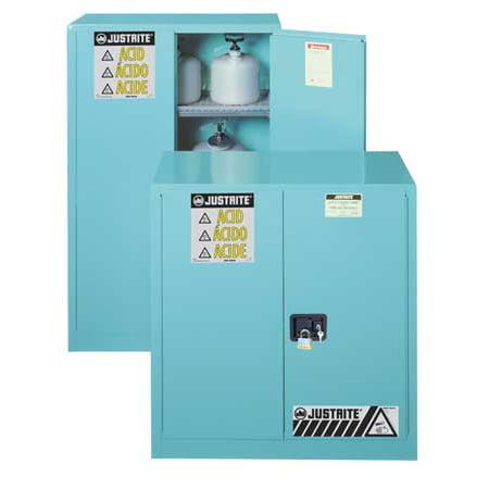 JUSTRITE 894522 Corrosive Safety Cabinet, 43