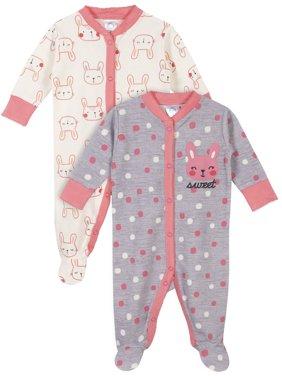 Baby Girl Pajamas up to 60% off