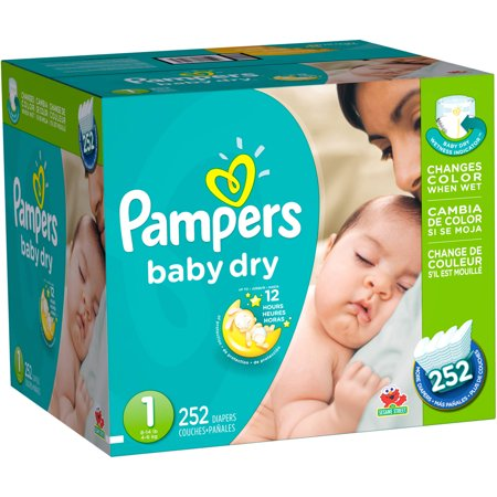 Buy Pampers Baby-Dry Disposable Diapers Size 4, Count, ONE MONTH SUPPLY on aisnp.ml FREE SHIPPING on qualified orders.
