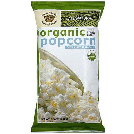 Good Health Natural Foods Popcorn