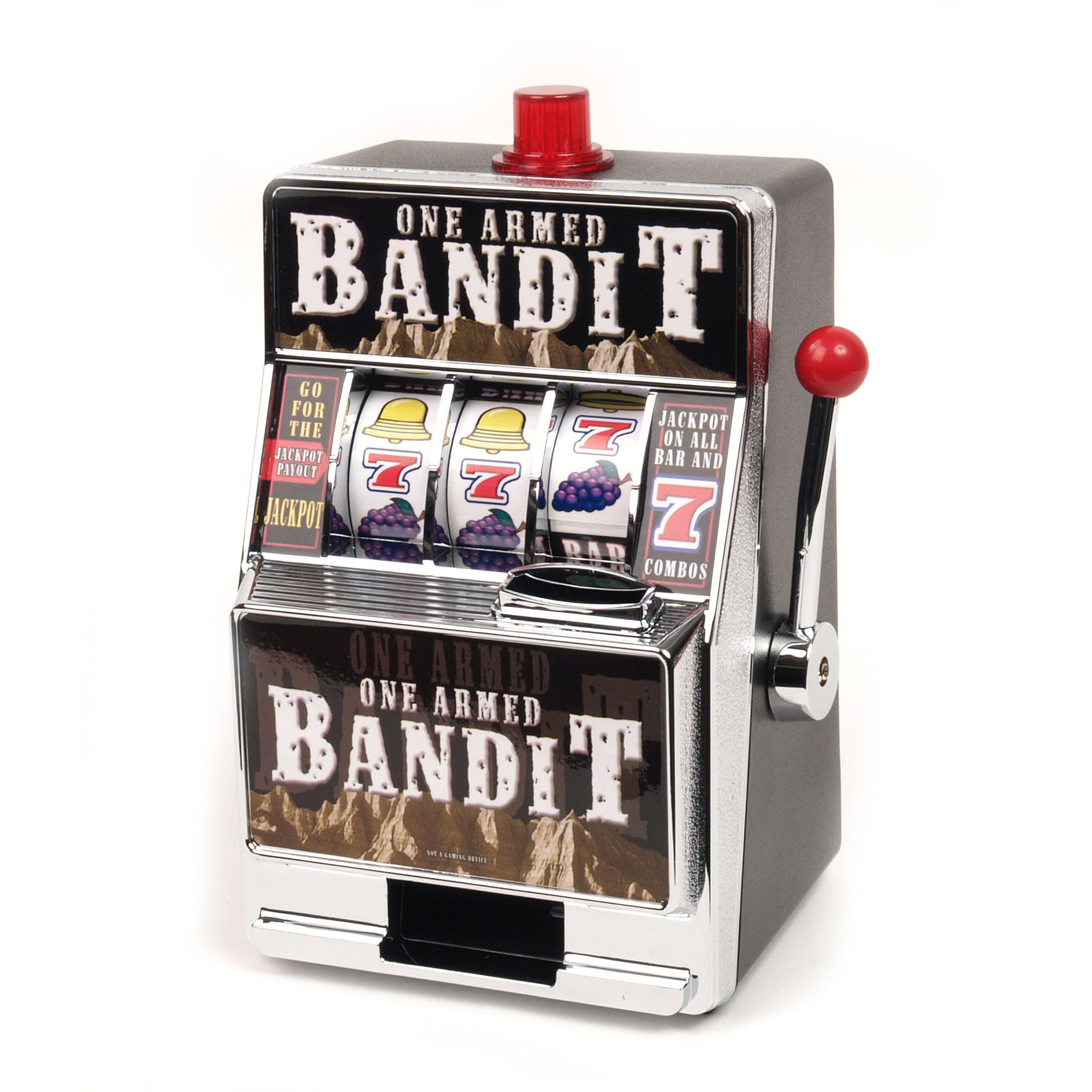 One Arm Bandit Slot Machine