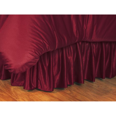 """Texas A&M Aggies NCAA """"Locker Room"""" Collection Bed Skirt (King)"""